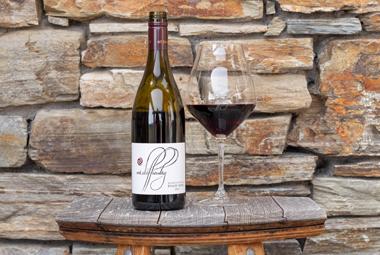 Mt Difficulty Wine Bottle